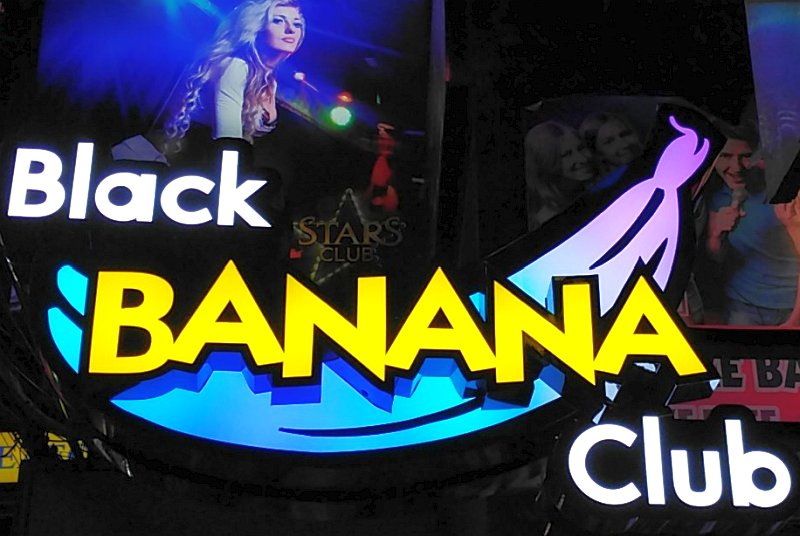 Black Banana Club
